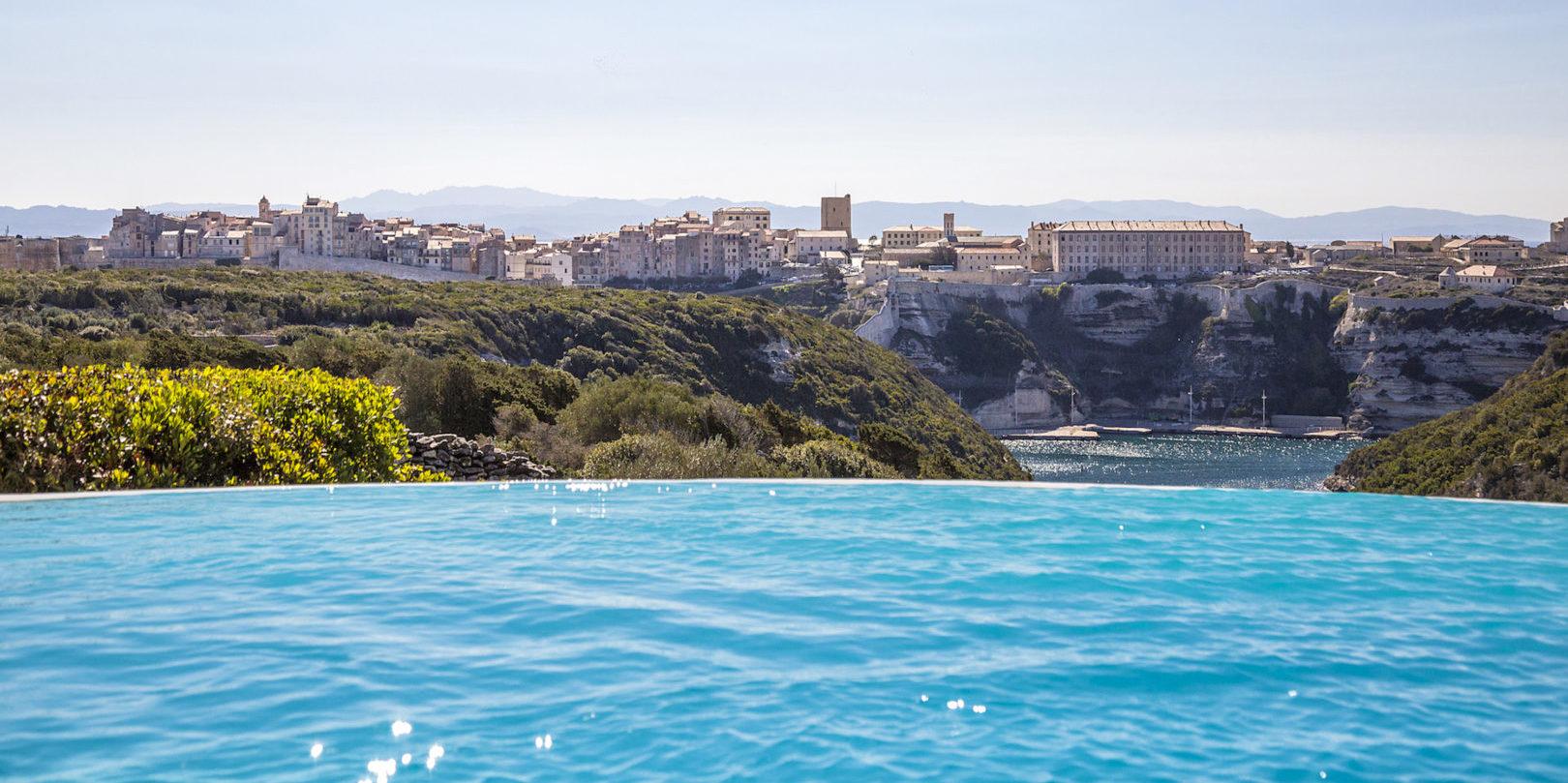 Hotel Cala di Greco Bonifacio Corsica Zuid-Corsica Frankrijk