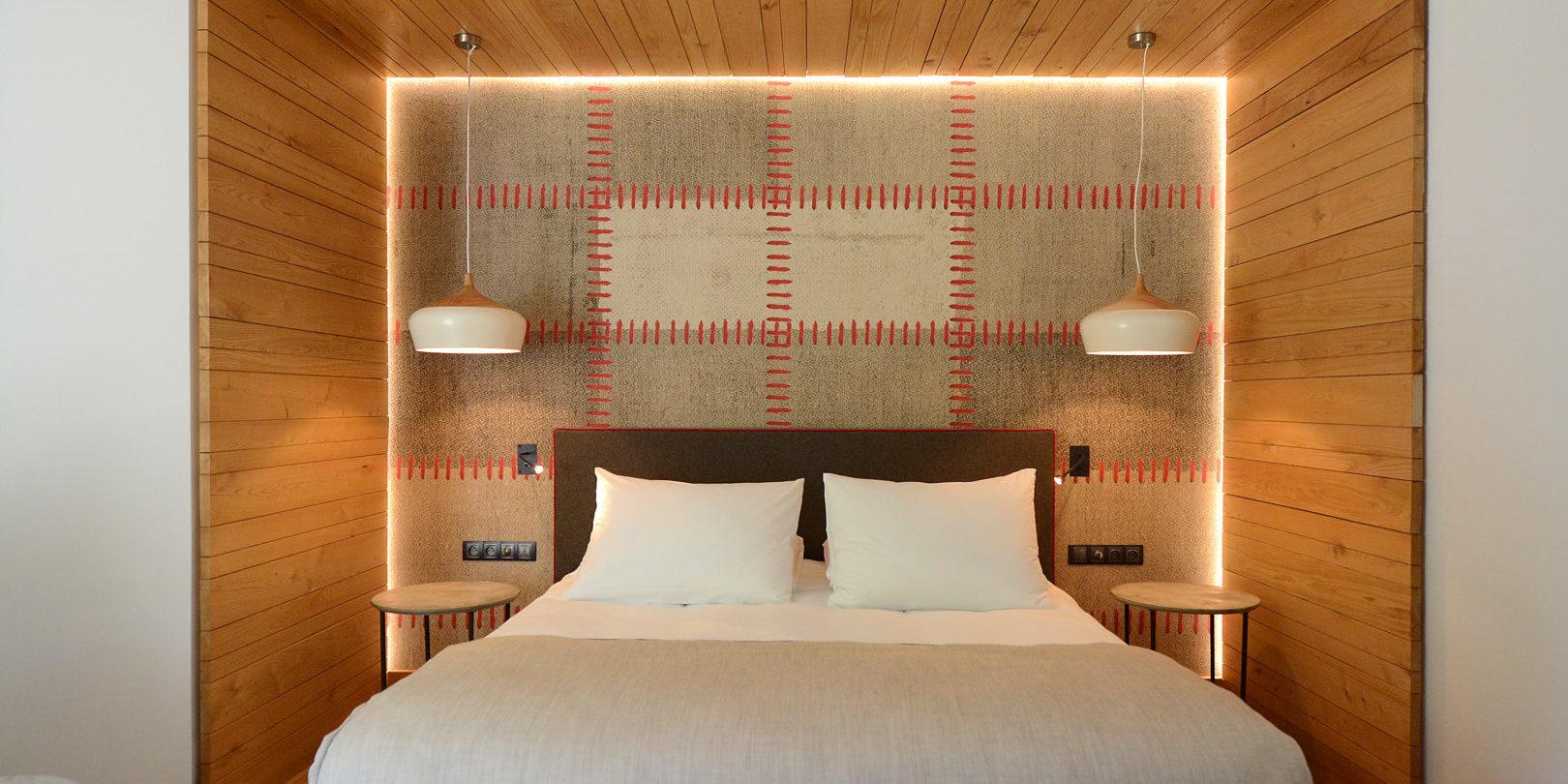 Hotel Dominique Colonna Corte Restonica binnenland Corsica Frankrijk 2-pk