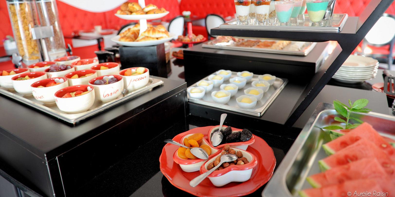 Boutique Hotel Liberata Ile Rousse Balagne Corsica Frankrijk ontbijtbuffet
