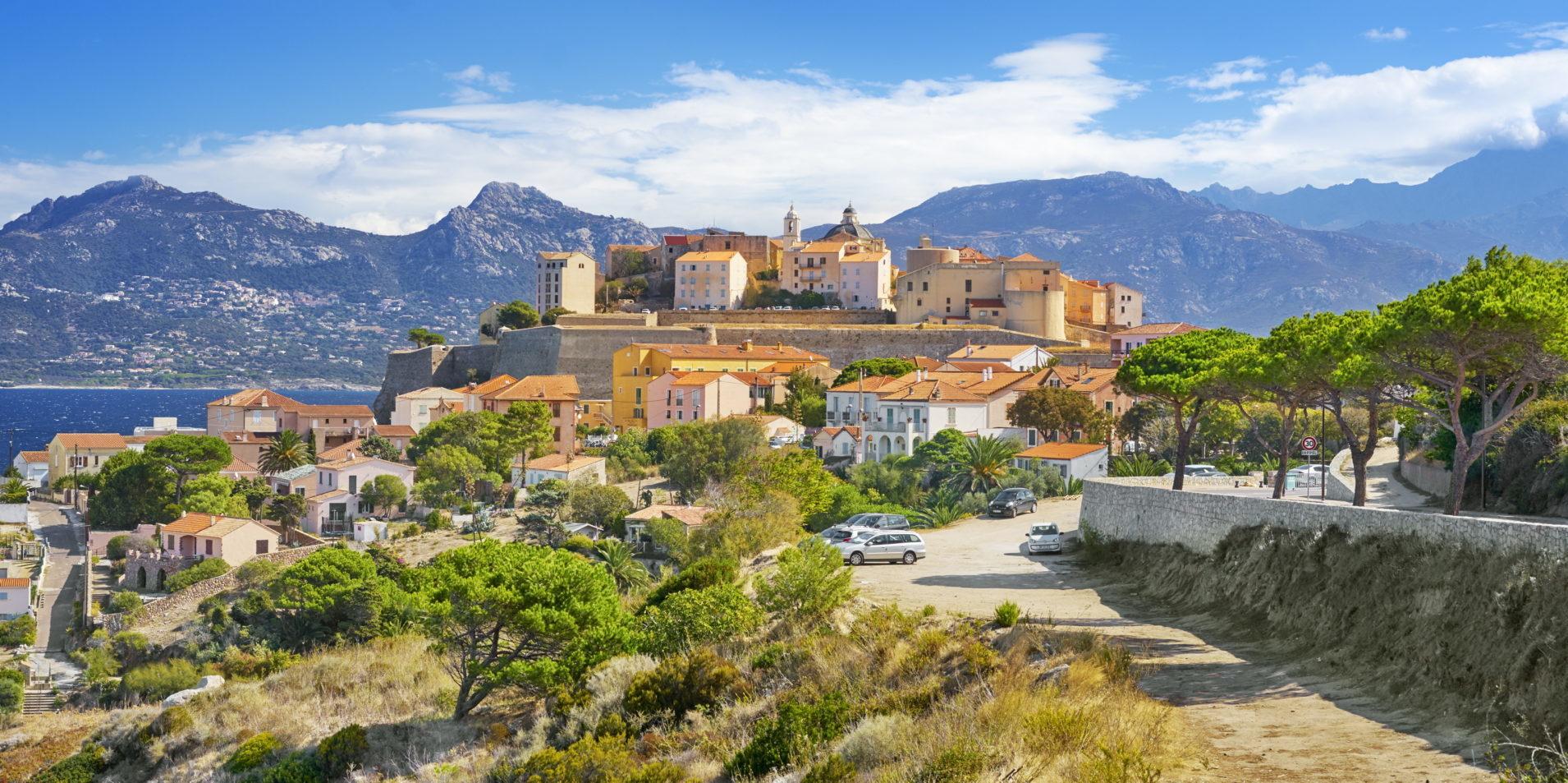 Calvi Balagne Corsica Frankrijk