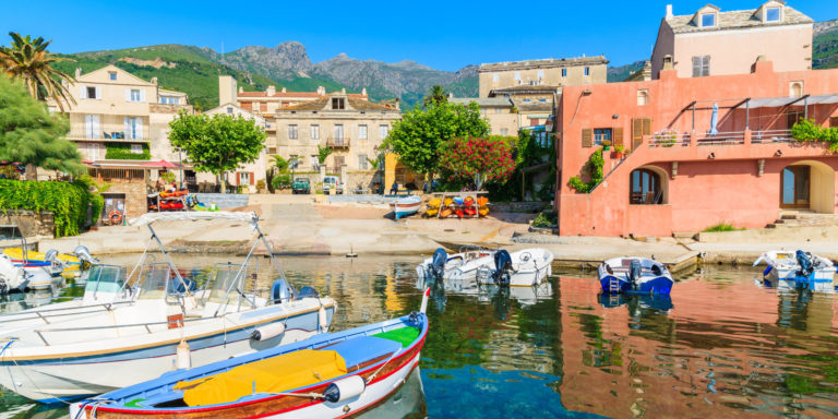Cateri Balagne Corsica Frankrijk