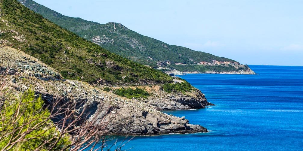 Sisco Cap Corse Corsica Frankrijk