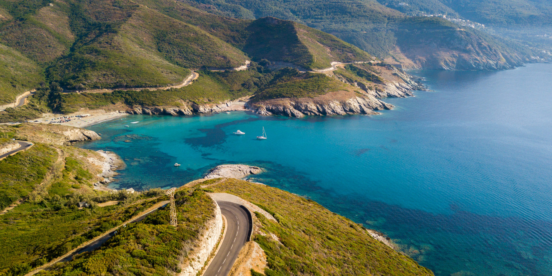 Cap-Corse Capicorsu Corsica Frankrijk