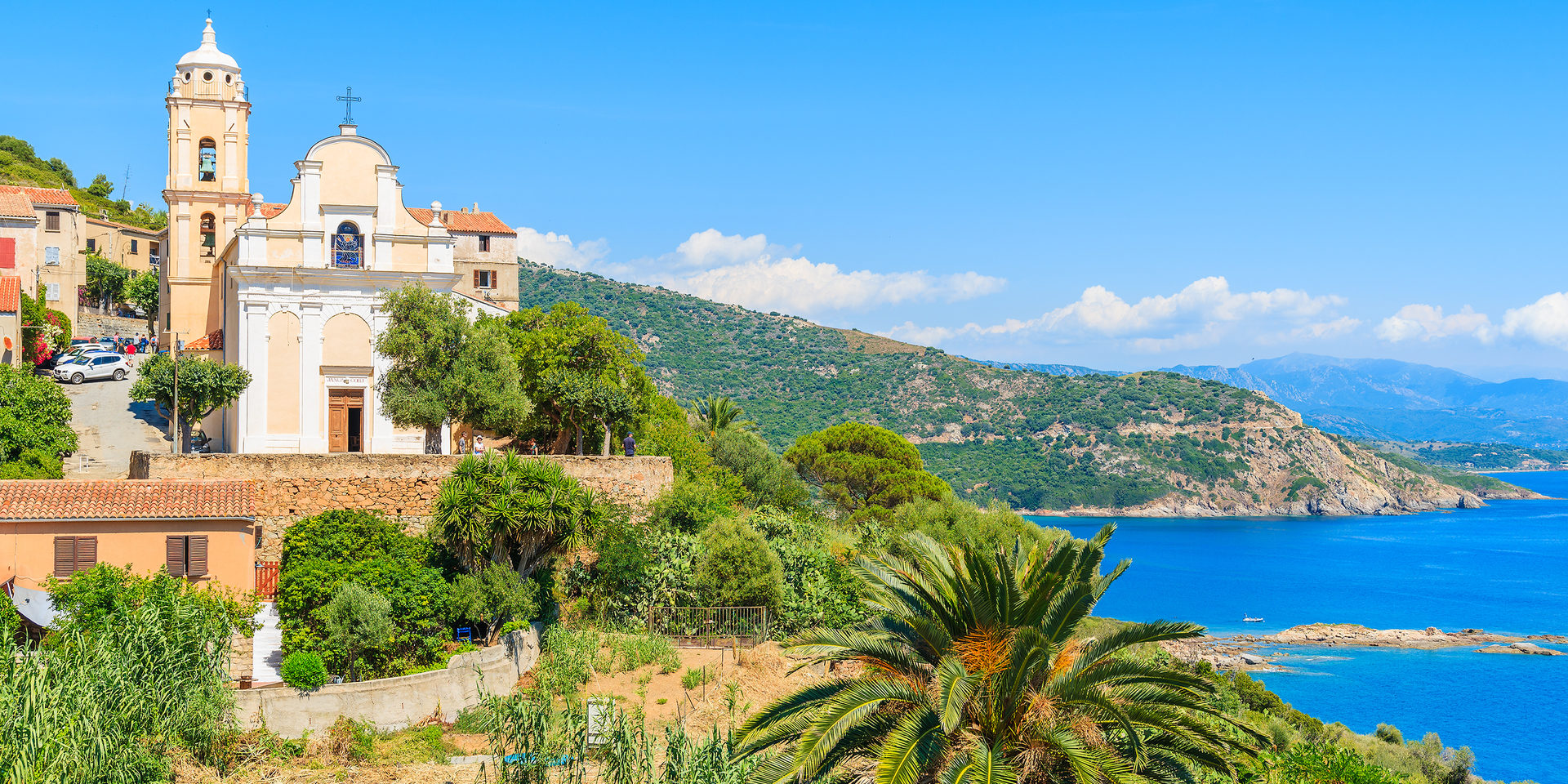 Cargese Golf-van-Sagone Corsica Frankrijk