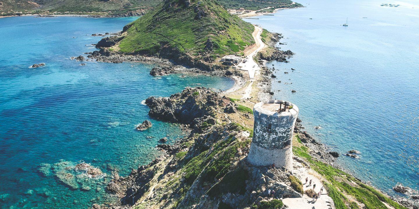 Iles Sanguinaires Ajaccio Corsica Frankrijk
