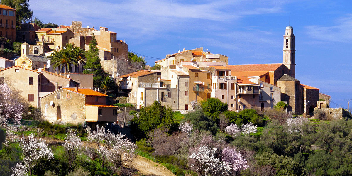 Occhiatana Lozari Reginu Balagne Corsica Frankrijk