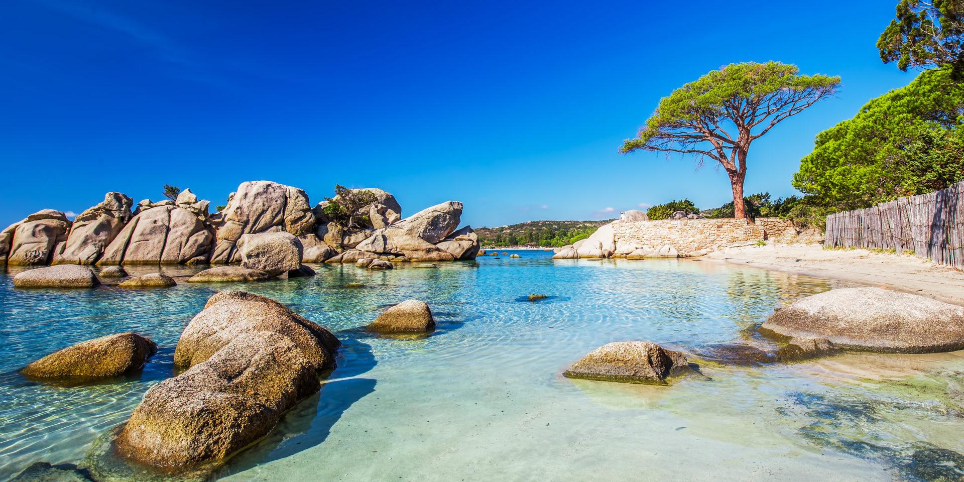 Palombaggia Corsica Frankrijk