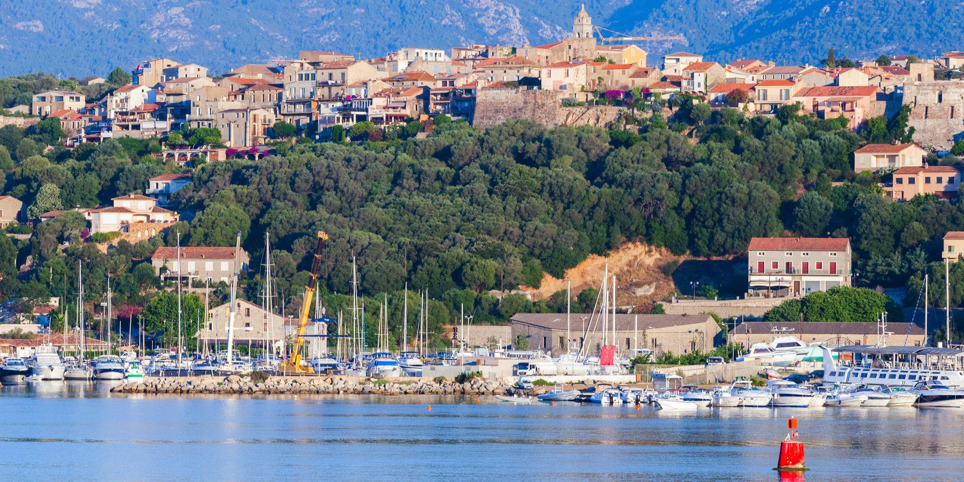 Porto-Vecchio Corsica Corse-du-Sud Frankrijk