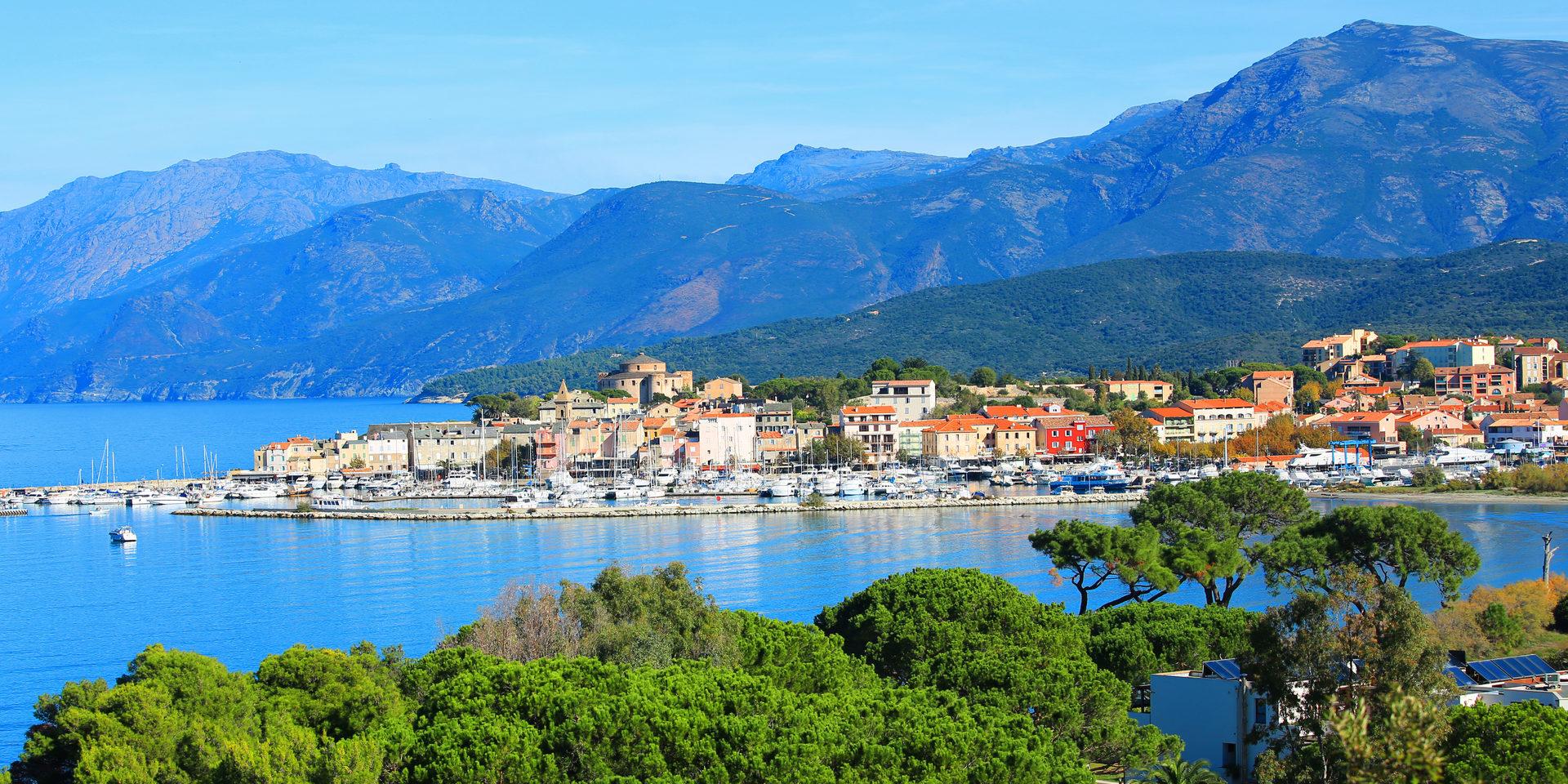 Saint-Florent Corsica Frankrijk