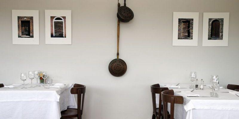 U San Dume Cateri Balagne Corsica Frankrijk restaurant-Chez-Leon eetzaal