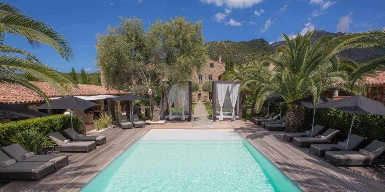 Hotel La Dimora Oletta Saint-Florent Corsica Frankrijk