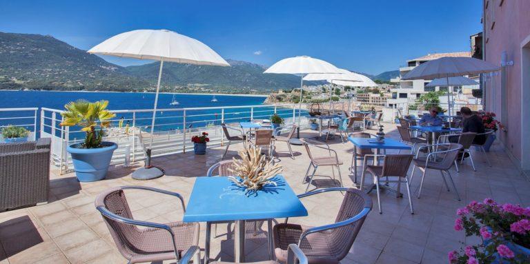 Hotel Neptune Propriano Groot Valinco Corsica Frankrijk