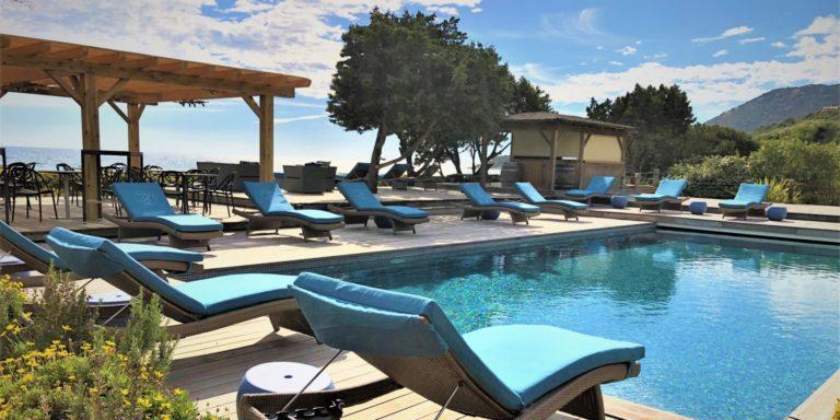 Hotel Le Ruesco Olmeto Groot Valinco Corsica Frankrijk